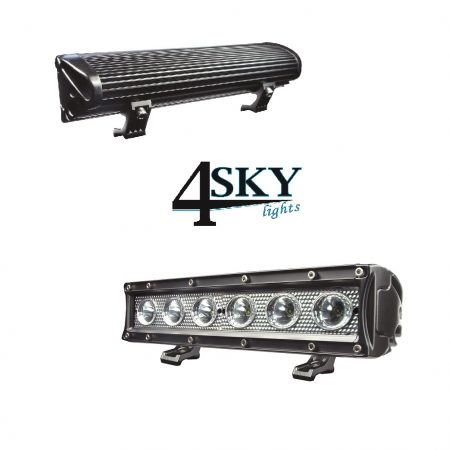 single classic 10 inch led light bar