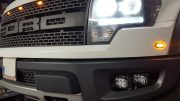 led breedstralers op Ford Raptor