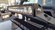 Single plus Ledbar met 10 watt led CREE