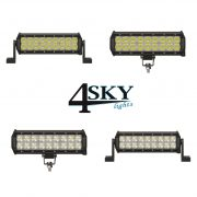 Double Classic 9 Inch Led light bar