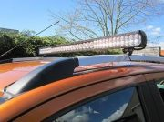 Combo Pro Led Light Bar op dak