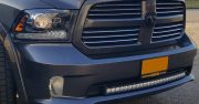 Led Light Bar curved Single Classic