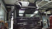 Led Light Bar gemonteerd op Daf Truck
