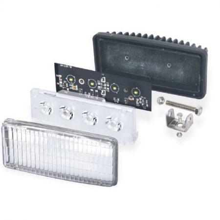 Multivolt 20 watt werklamp