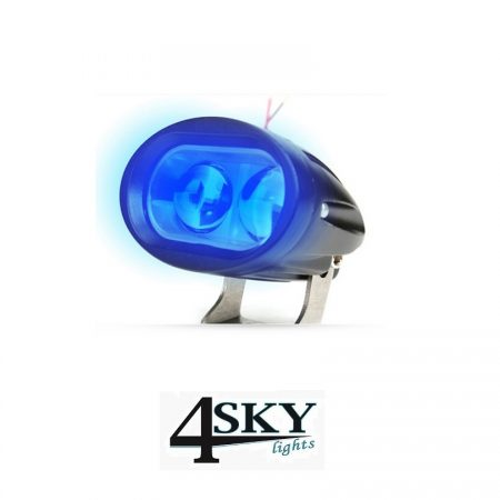 multivolt werklamp blue spot