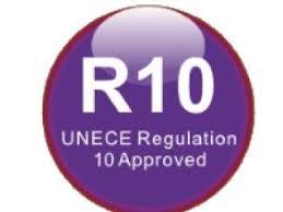 R10 gekeurde led werklamp