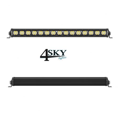 Black Edition 105 watt led light bar