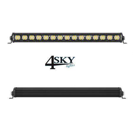 Black Edition 105 watt led light bar