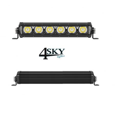 Black edition 42 watt led lighgt bar