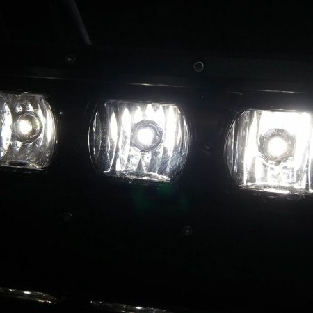 black edition led light bar