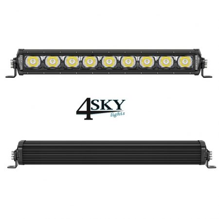 Black Edition 63 watt led light bar