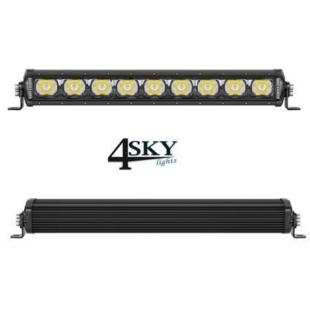 Black Edition 63 watt led light bar