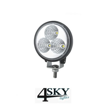Compacte led breedstraler werklamp