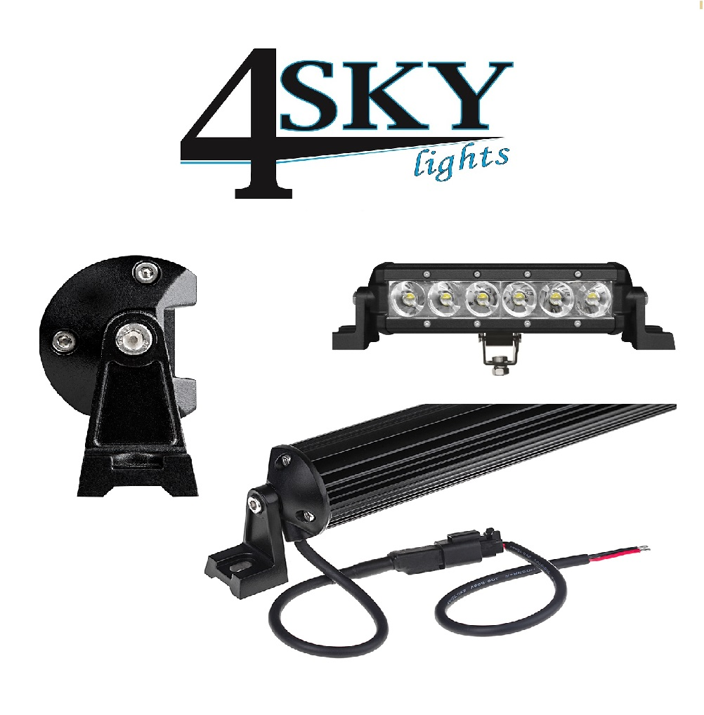 Led light bar 12V-24V