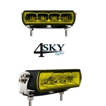 SK20Ledbar Zero Glare Yellow R112 gekeurd