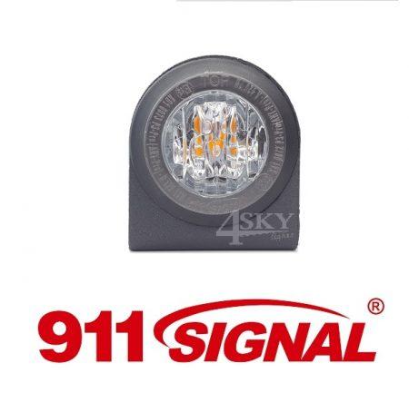 Led-flitser 12V - 24V ANT PRO 911 signals met bracket