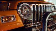 Led Koplamp 7 inch Jeep Wrangler TJ