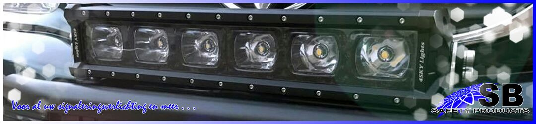 SB Safety products 4SKY LIGHTS