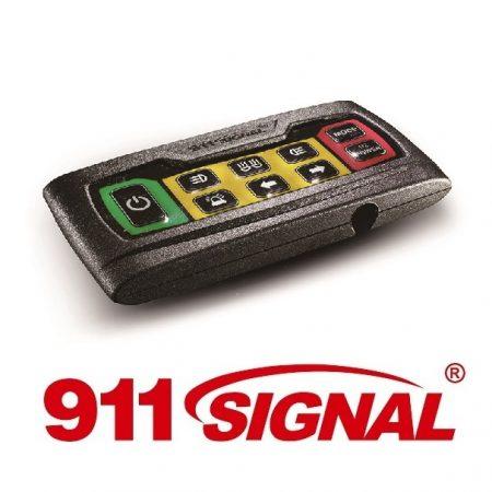 BR9000 schakelpaneel 911 Signal