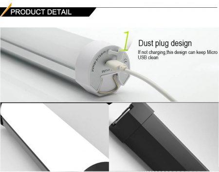 ANT-25 is met USB oplaadbaar