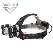 oplaadbare led hoofdlamp
