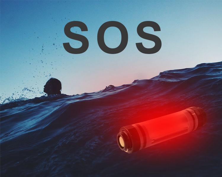 LT-15 led looplamp met SOS functie
