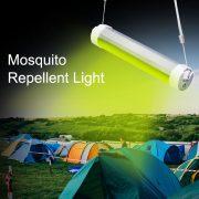 anti led muggen-lamp ant-25 oplaadbaar