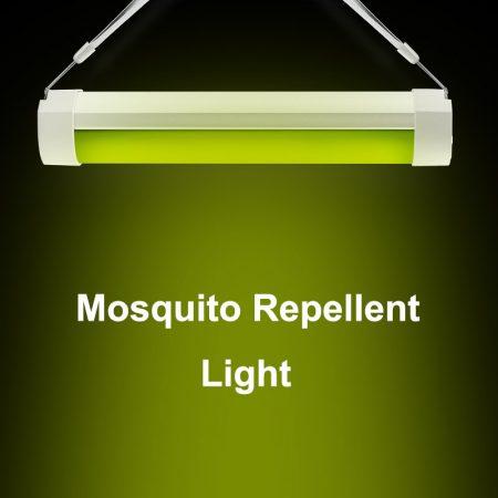 anti led muggen-lamp ant-25 met ingebouwde magneet