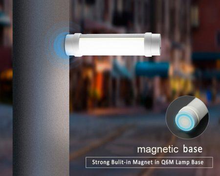 camping led lamp LT10 oplaadbaar en ingebouwde magneet