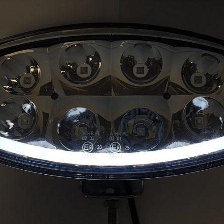 Positielicht VQ-801 model Hella Jumbo