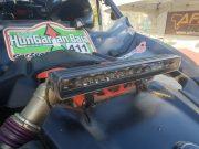 Timola autosport met Led Light bar van 4SKY Lights gemonteerd op CAN AM