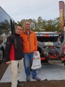 Timola autosport met Teamlid Rick Bergvens