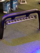 Led light bar SK1010S ECE R112 gekeurd met R7 positielicht
