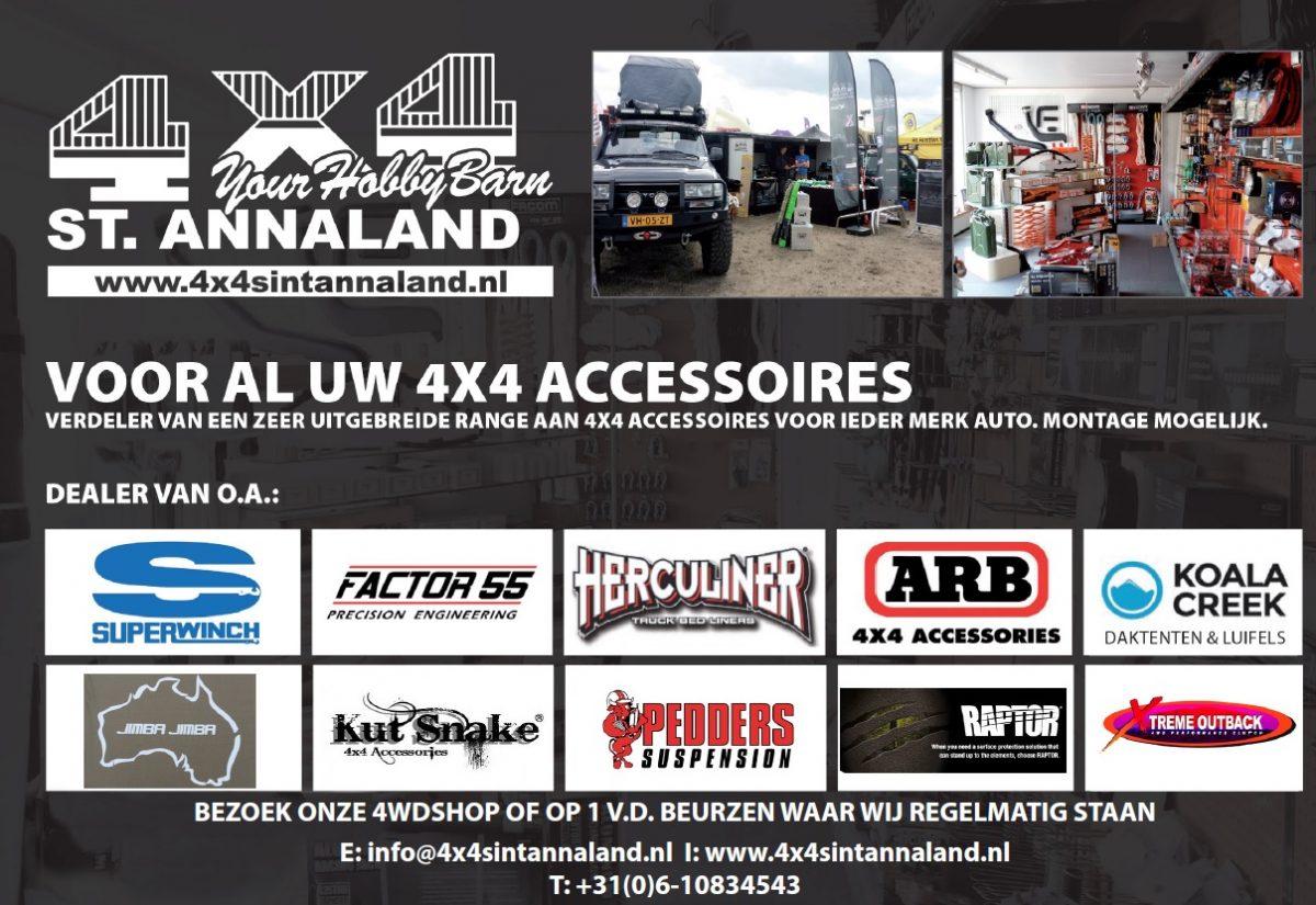 4x4sintannaland 4x4 shop Nederland