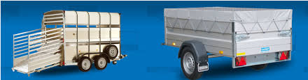 Aanhangerkland Gehamie verkoop hapert trailers