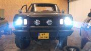 Dodge W200 Pickup Truck 4×4 met led verlichting