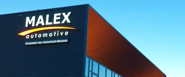 Malex Automotive Logo pand