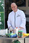 Marcel Zwam chefkok bij Master Catering