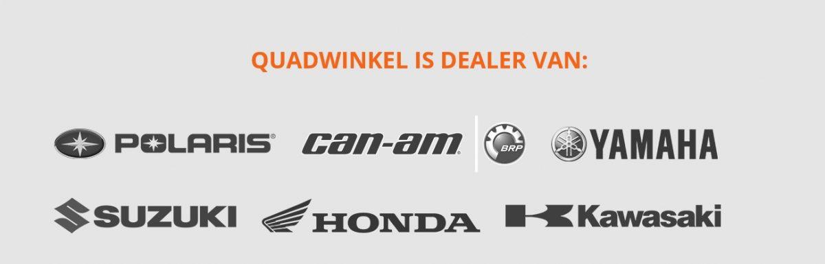 Polaris , Can-Am , Yamaha , Suzuki , Honda , Kawasaki