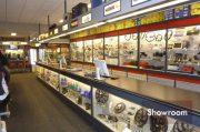 werkplaats The Autosport Company showroom