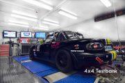werkplaats The Autosport Company testbank