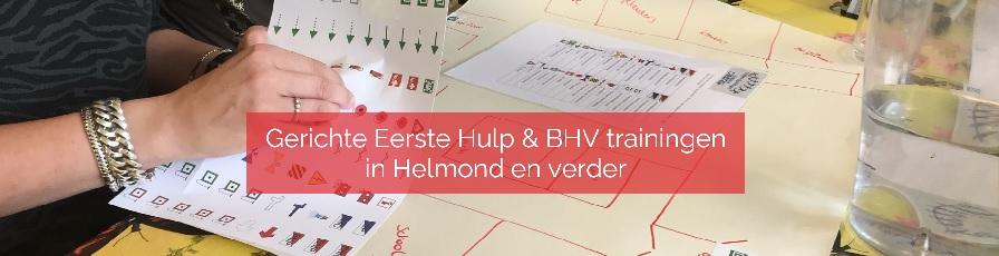BHV opleiding en training door EHBHV Opleidingen EHBHV.nl uit Helmond
