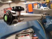 SPS uit Helmond werkt met Led accu looplamp LT-30 geleverd door 4SKY Lights