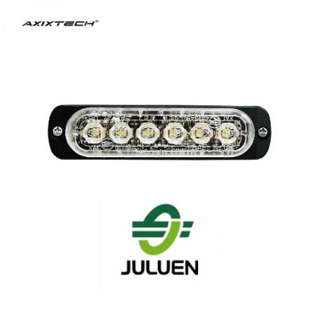Axixtech ST6 led flitser Juluen R10 r65
