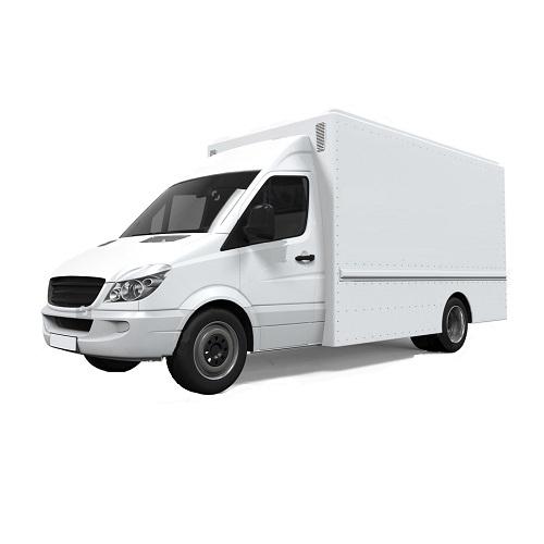 Led verlichting voor de bestelwagen