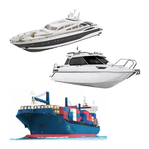 Led verlichting voor scheepvaart