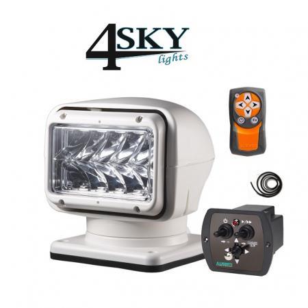 Elektrische led zoeklamp
