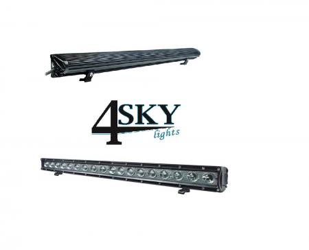 Single classic 30 inch led light bar