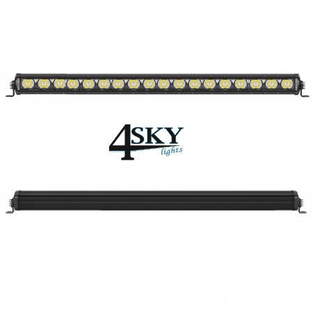 Black Edition 126 watt led light bar