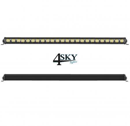Black edition 168 watt led light bar